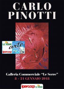 Carlo Pinotti a Le Serre di Albenga