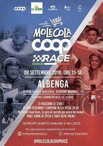 Molecola Coop Race Serre Albenga_8 settembre 2018